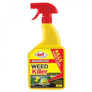 Doff Advanced Weedkiller